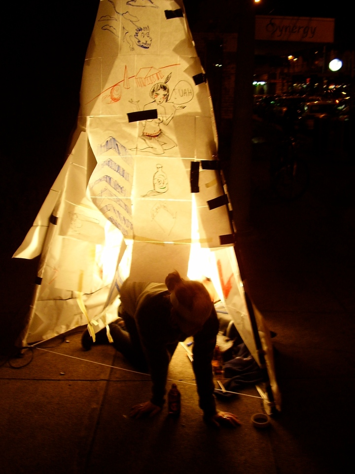 Teepee Project