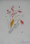 Botanical Illustration: Tulips