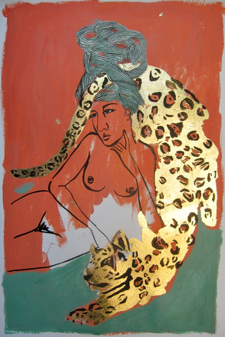 Dyana Gray, african, australian, neo expressionism